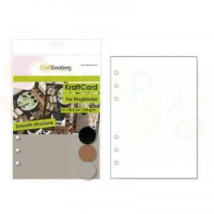 CraftEmotions, karton Ringband 14,5 x 20,5 cm, mix 001286/0790