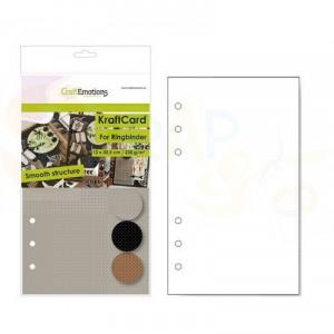 CraftEmotions, karton Ringband 12 x 20,5 cm, mix 001286/0795