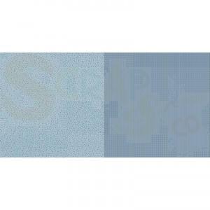 Dini Design Scrappapier, streep ster zweeds blauw #1006