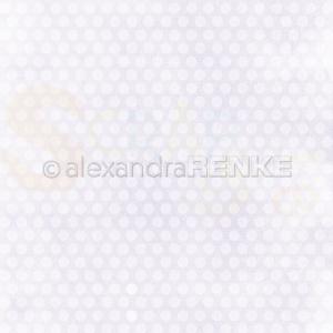 Alexandra Renke, designpapier 10.1273, Large dots on lilac