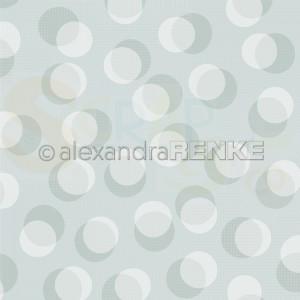 Alexandra Renke, designpapier 10.1879, Bokeh circles pastel ambrosia