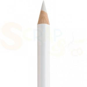 Faber Castell, Polychromos kleurpotlood 101, wit