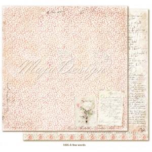 Maja Design, Miles Apart 1095, A few words