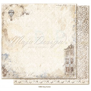 Maja Design, Miles Apart 1098, Stay home
