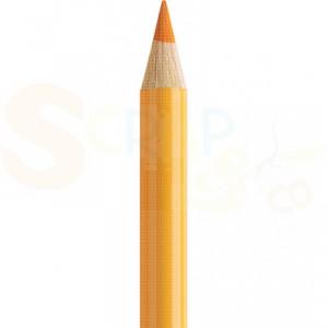 Faber Castell, Polychromos kleurpotlood 109, chroomgeel donker
