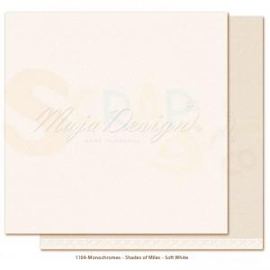 Maja Design, Miles Apart Monochromes 1109, Soft white