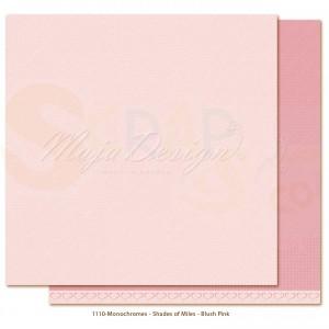 Maja Design, Miles Apart Monochromes 1110, Blush pink