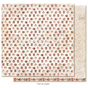 Maja Design, Traditional Christmas 1120, Lots of gifts
