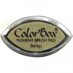 Colorbox cat's eye inkpad, burlap
