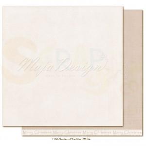 Maja Design, Traditional Christmas 1130,  Monochromes white