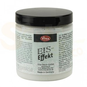 VivaDecor, Eis Effekt wit 1139.100.50