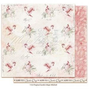 Maja Design, Tropical Garden 1153, Major Mitchell
