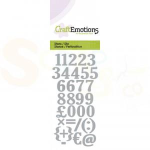 115633/0165 stans CraftEmotions, cijfers