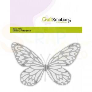 115633/0353, CraftEmotions, stans, vlinder groot