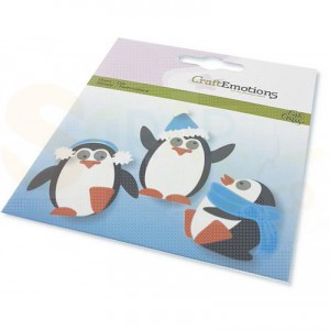 115633/0438 stans CraftEmotions, Penguin