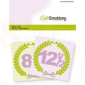 115633/0823 stans CraftEmotions, Jubileum