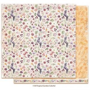 Maja Design, Tropical Garden 1159, Colorful