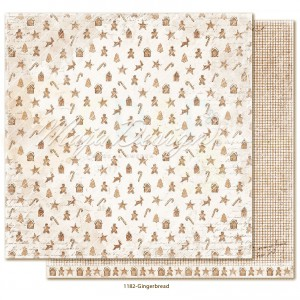 Maja Design, Happy Christmas 1182, Gingerbread