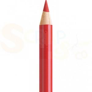 Faber Castell, Polychromos kleurpotlood 118, scharlaken rood