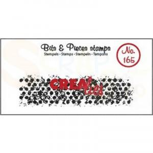 CLBP165 clearstamp bits&pieces no.165 Onregelmatige grunge