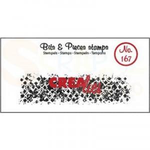 CLBP167 clearstamp bits&pieces no.167 Grunge vierkanten