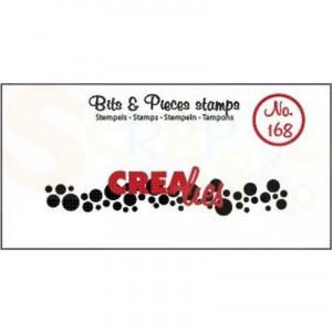 CLBP168 clearstamp bits&pieces no.168 Cirkels