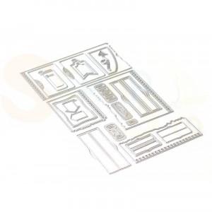 Elizabeth Craft Designs, Planner Essential 1739, Dies 21 Note pieces