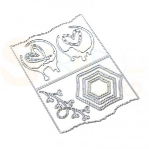 Elizabeth Craft Designs, Traveler's Notebook 1784, Decorative insert