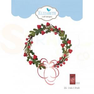 Elizabeth Craft Designs, dies 1816, Create a wreath
