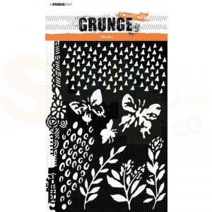 StudioLight, mask stencil Grunge collection nr.18 SL-GR-MASK18