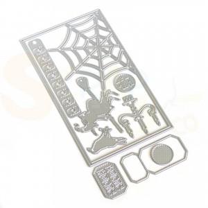 Elizabeth Craft Designs, Planner Essential 1903, Halloween set 3