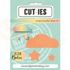 Cut-ies Ocean babies, cloud - stars 20071