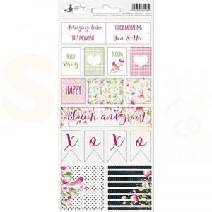 Piatek13, Sticker sheet P13-209, Hello Beautiful 02