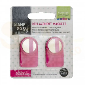 Vaessen Creative magnets replacements (2 stuks) 2137-039