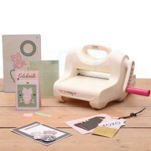 Vaessen Creative, Cut 'Em easy cutting & embossing machine A5