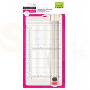 Vaessen Creative papiersnijder + riller, 2207-108, grootte 6 inch