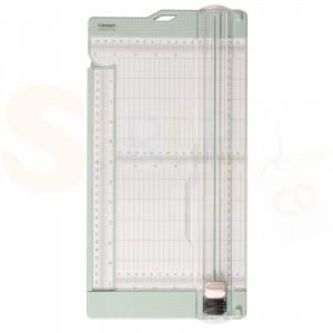 Vaessen Creative, papiersnijder met rilfunctie 15x30,5 cm mint 2207-109