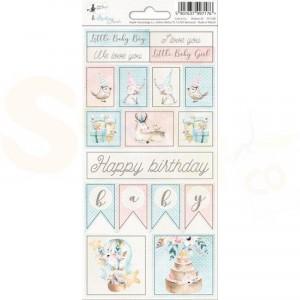 Piatek13, Sticker sheet P13-228 Cute & Co 02