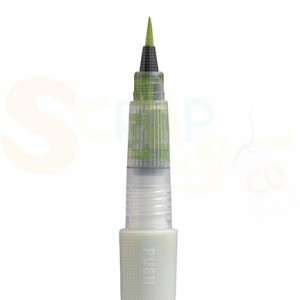Wink of Stell brush pen, light green MS-55/041