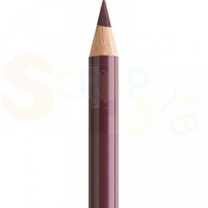 Faber Castell, Polychromos kleurpotlood 263, violet caput mortuum