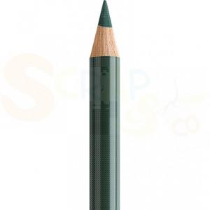 Faber Castell, Polychromos kleurpotlood 278, chroom groen
