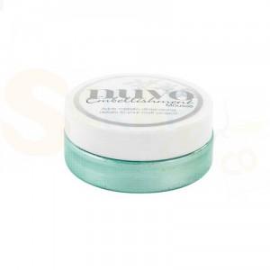 Nuvo embellishment mousse, aquamarine 807N