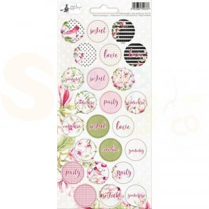 Piatek13, Sticker sheet Party P13-315 Hello Beautiful 02