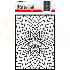 StudioLight, mask stencil Essentials nr. 38 SL-ES-MASK38