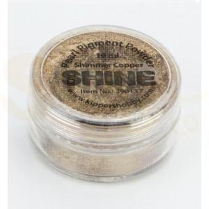 Shine pigment powder, shimmer copper 390137