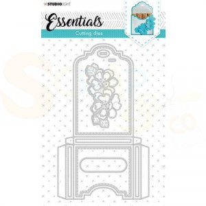 StudioLight, cutting die Giftbox Essentials nr. 392 STENCILSL392