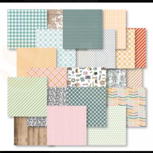 Masterpiece Design, paperpad 4003, Cozy Days