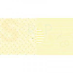 Dini Design Scrappapier, citroenen strepen #4021