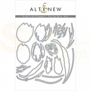 Altenew, craft-a-flower Tulip ALT4189