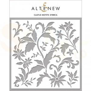 Altenew, Stencil, Castle Motifs ALT4469